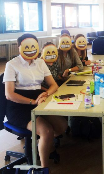 Birmingham welcome day Healthace apprentices