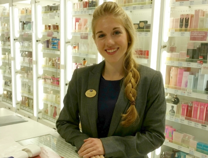 My store placement on the Graduate Scheme