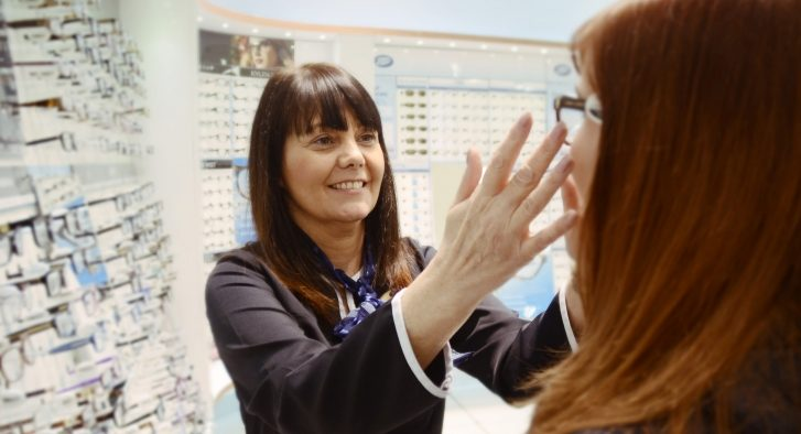 Relocate with Boots Opticians