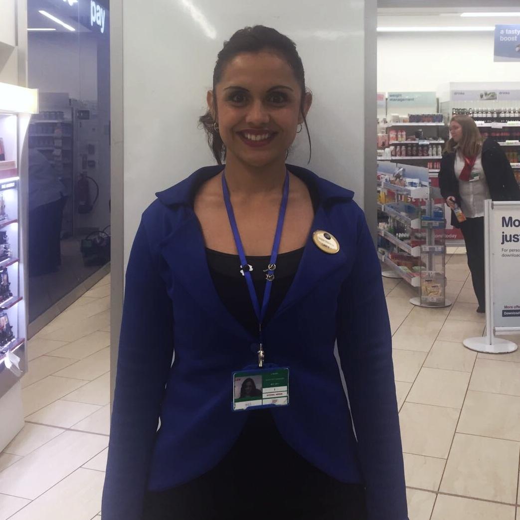 Leena Patel