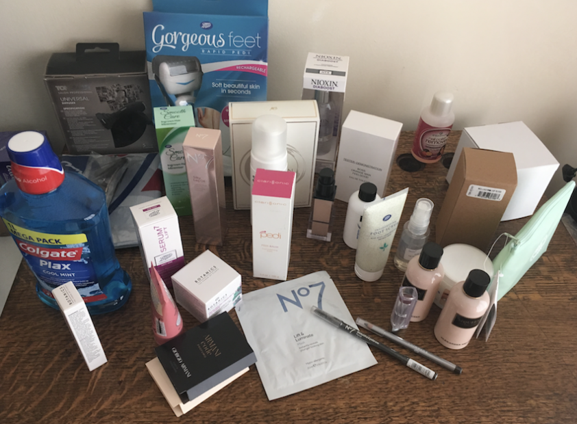 My internship with Boots – Gaia's story so far