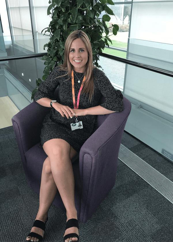 Megan East's interview with Nottingham Trent University