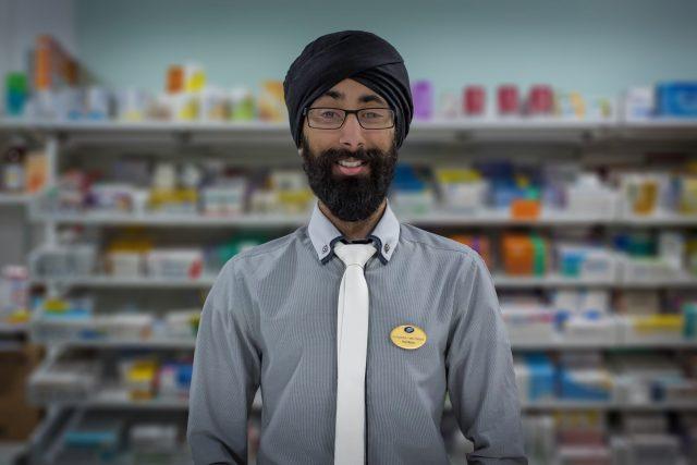 From a Christmas Temp to Pre-reg Pharmacist – Hardeep's story