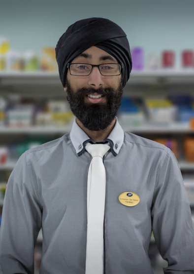 From a Christmas Temp to Pre-reg Pharmacist – Hardeep's story