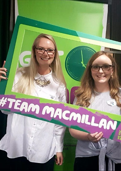 Boots Graduates support the Macmillan Innovation challenge