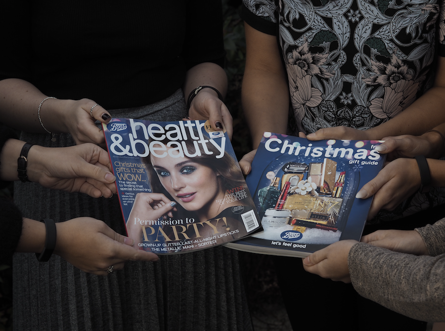 How do our Content Marketing Team play their part in every gift at Christmas?