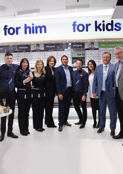 Boots Opticians Celebrates its First Year of Care for the Sutton Coldfield ...