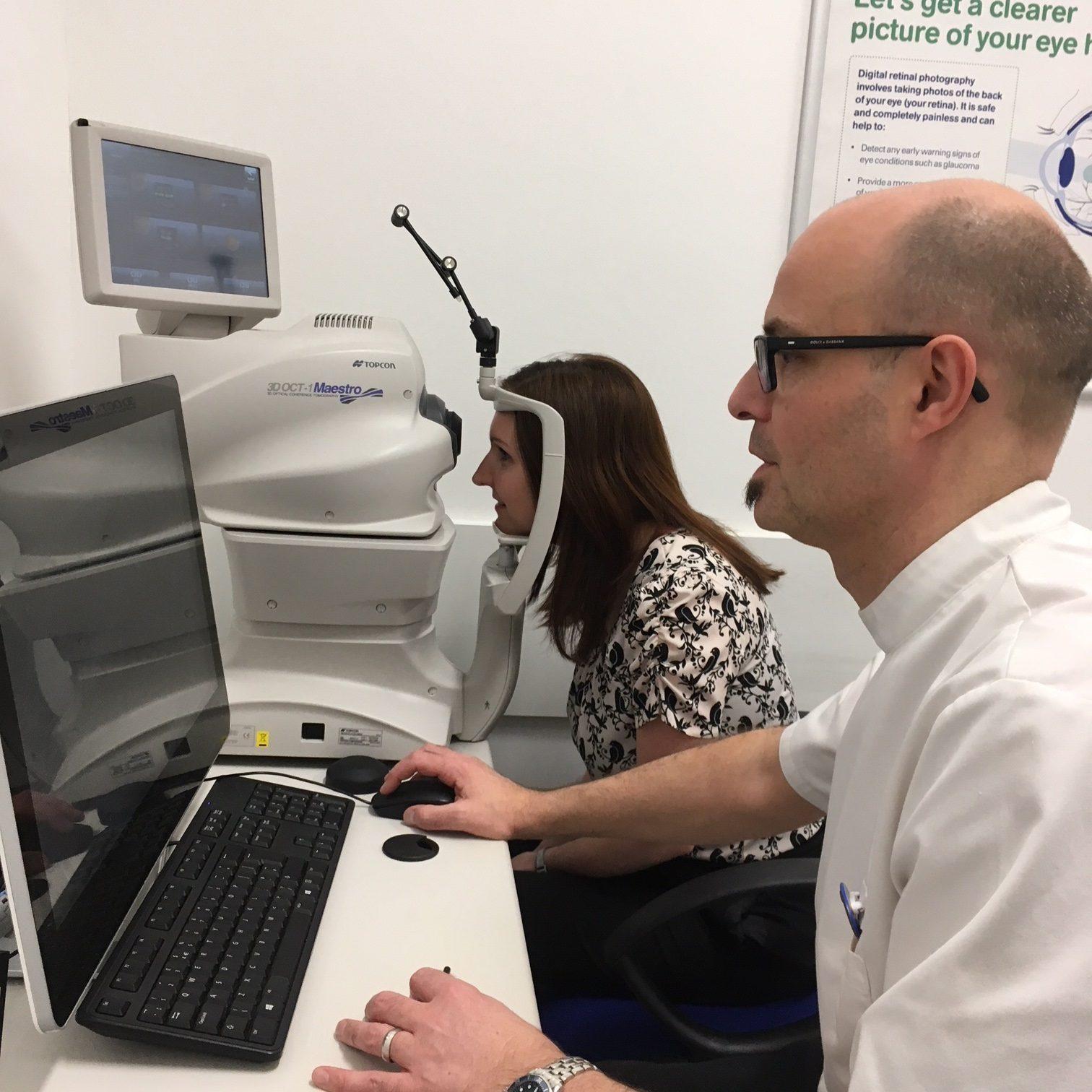 My journey into Optometry – Richard's Story