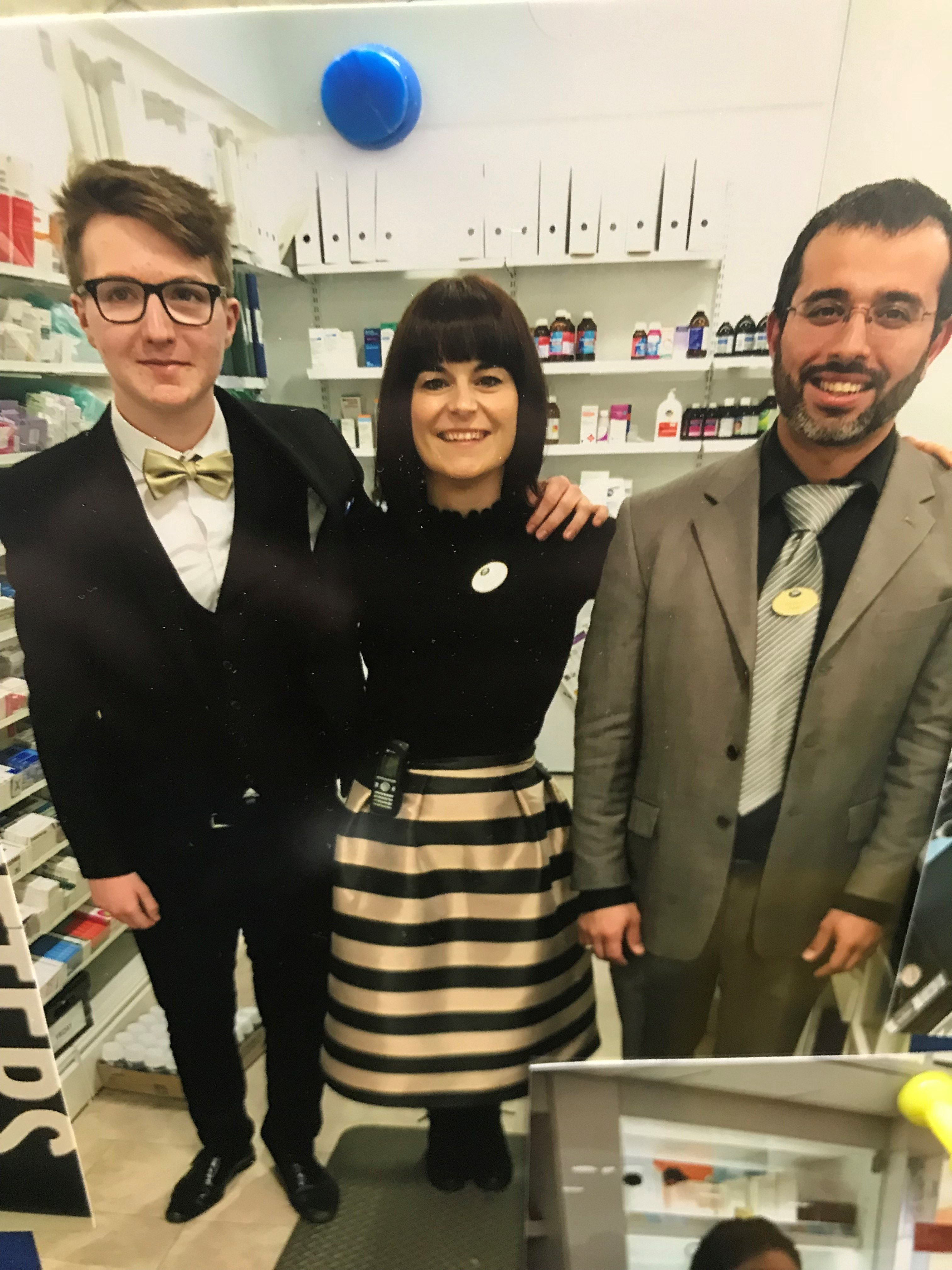 Luke's Pharmacy career journey