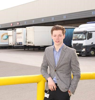 How a Higher Apprenticeship kick started my career – George's story