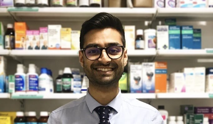 Why Boots? Neel's Pre-Reg Story