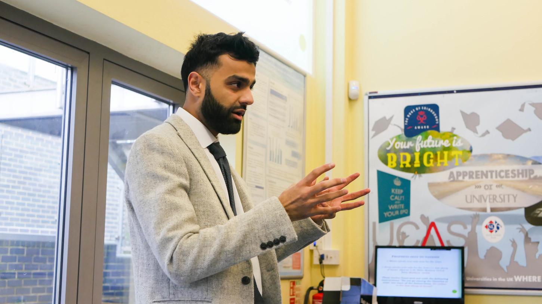 What is an Anti-Coagulant Pharmacist? Shabbir's story