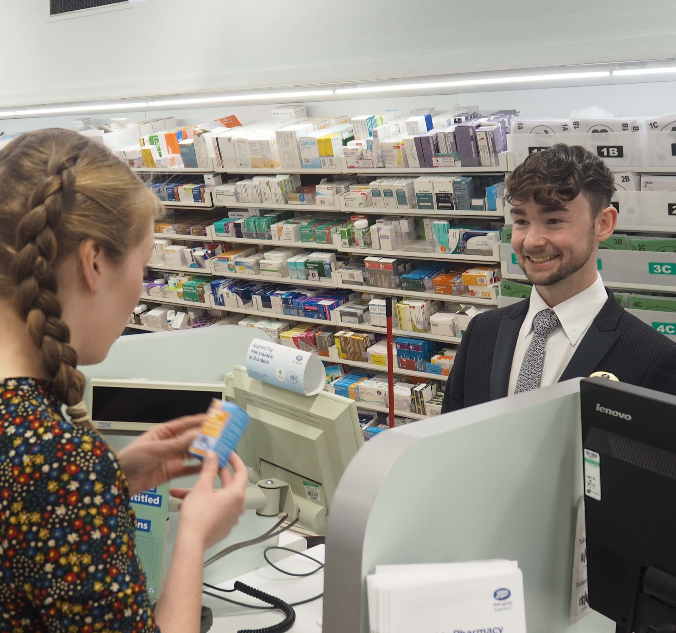 Why I love Community Pharmacy – Rory's Story