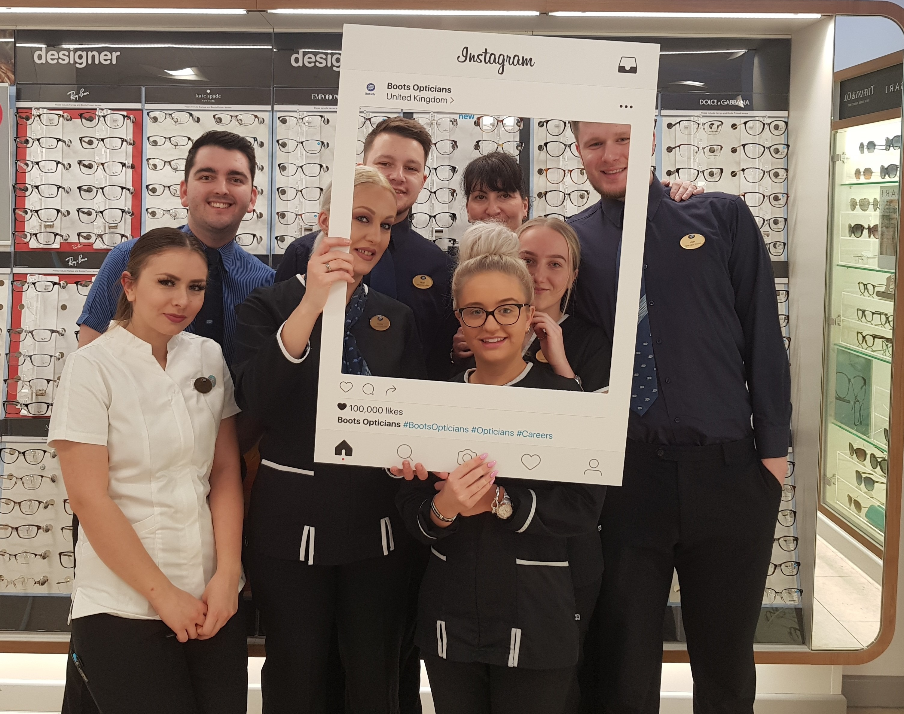 Ben Faulkner – From Assistant Manager To Dispensing Optician