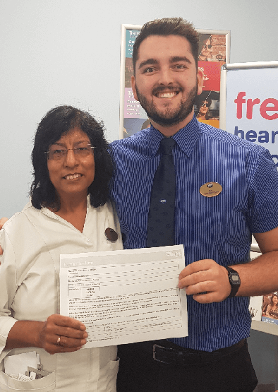From Assistant Manager to Dispensing Optician – Ben's Story
