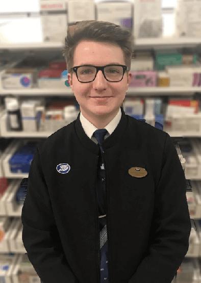 Luke's Pharmacy career journey