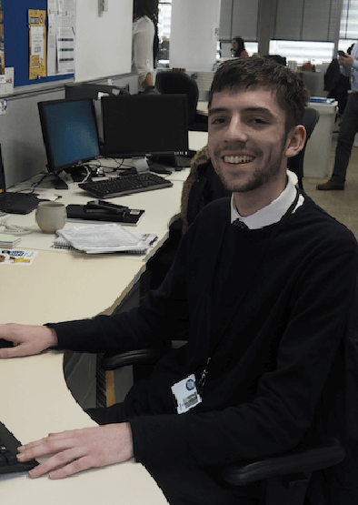 Year in industry – Ben's story