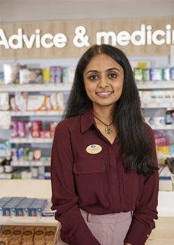 My experience as Pre-registration Pharmacist – Priya