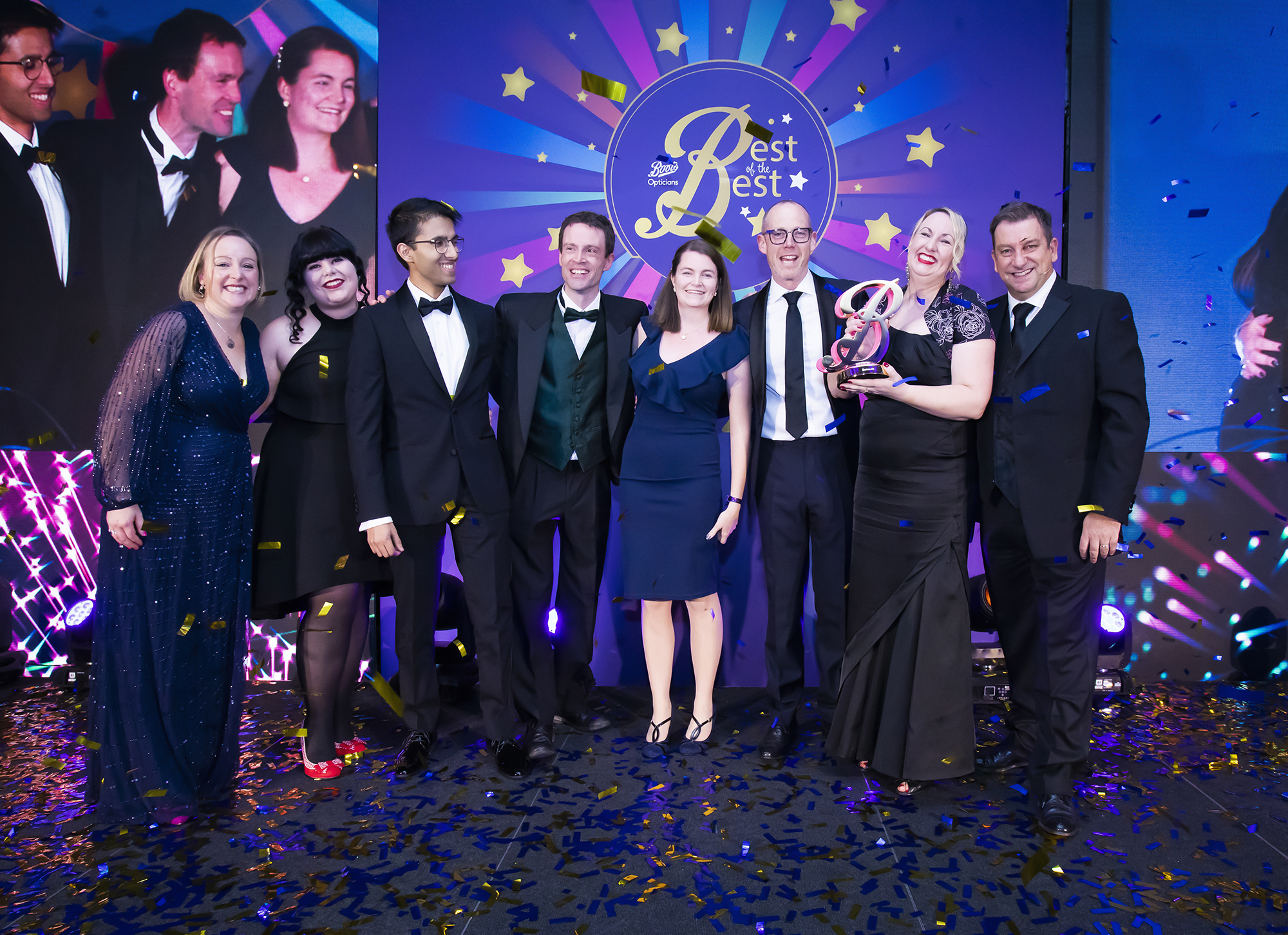 Best Of The Best – Opticians Store Of The Year!