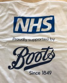 My Experience Supporting Boots Covid-19 Testing For NHS workers
