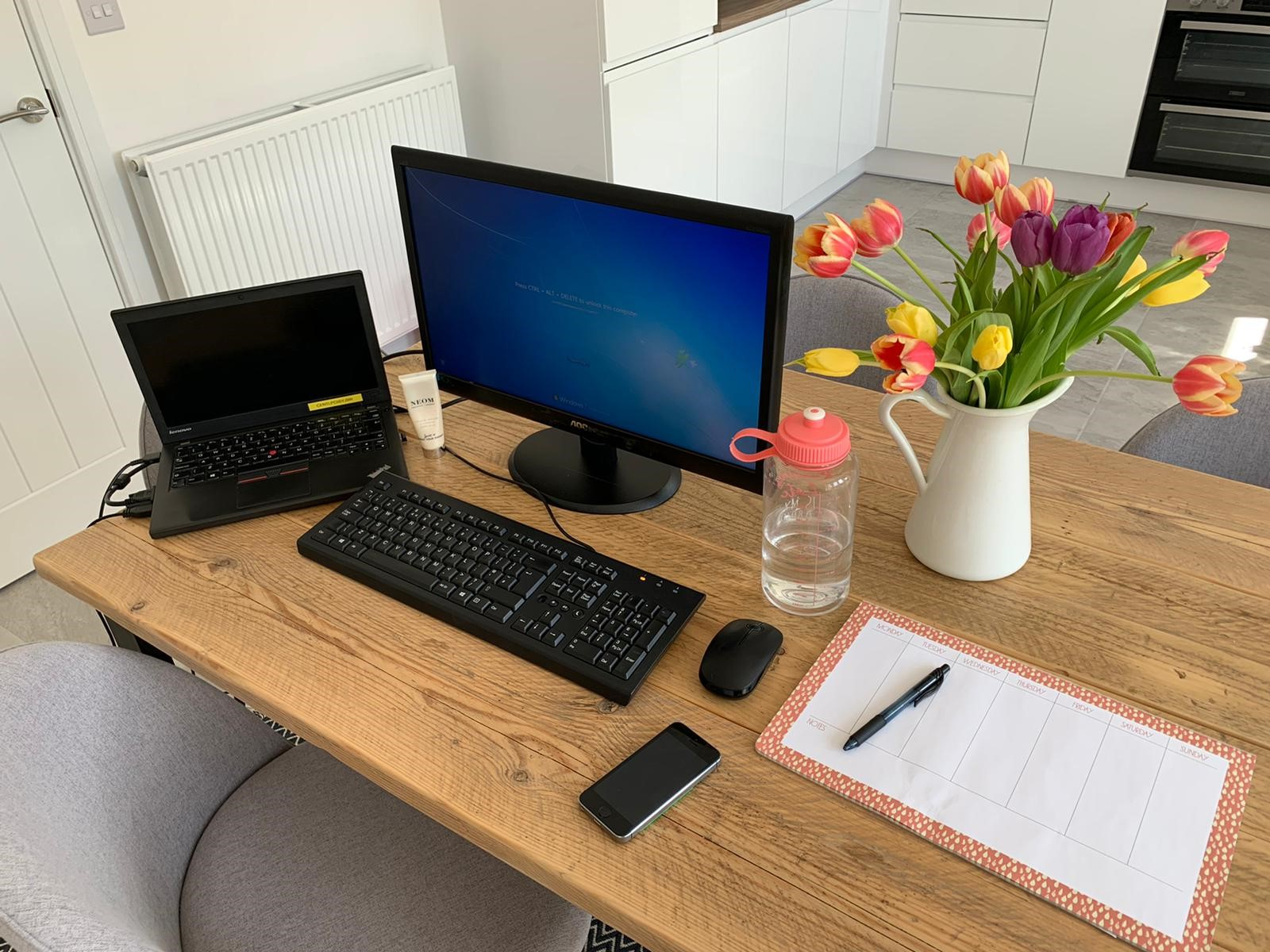 6 Tips To Work Well From Home During Coronavirus