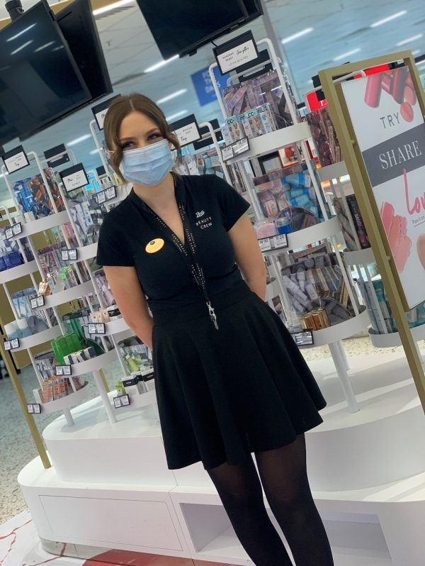 The life of a Boots Beauty Apprentice during Covid-19