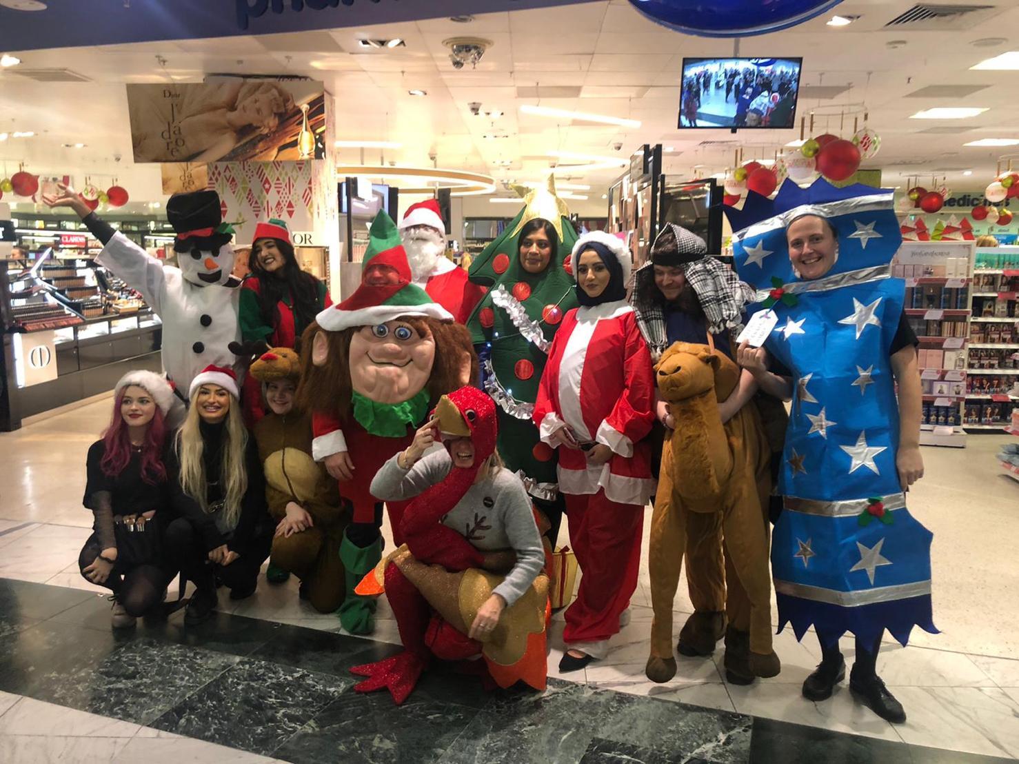 Boots Christmas Customer Advisors 2019