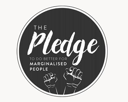 The Pledge to do better for Marginalised People