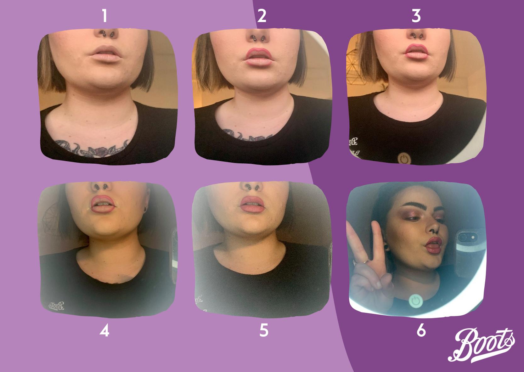 Lip Look Guide